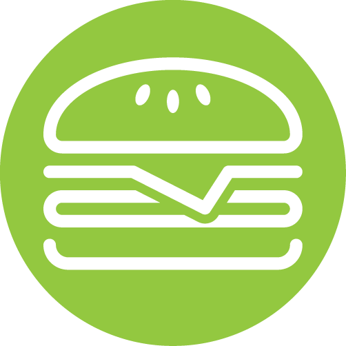 The Burg Burger Small Icon