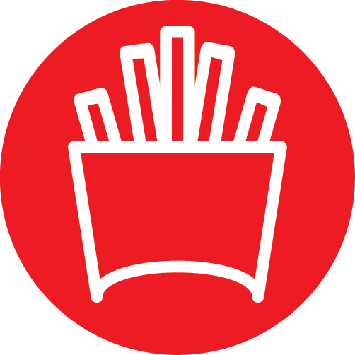 The Burg Fries Small Icon